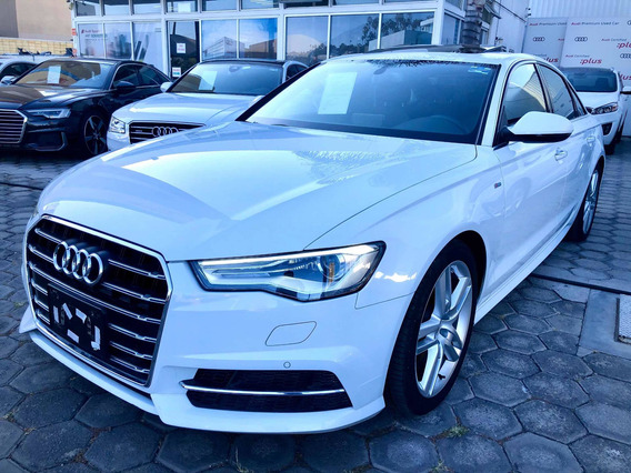 Audi A6 2.0 Tfsi S Line Quattro 252hp At 2017