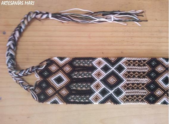 Faja/cinto Tejidos A Mano Artesanía De Chiapas