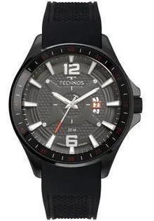 Relógio Technos Performance 2117lbx/8c Masculino Preto/cinza