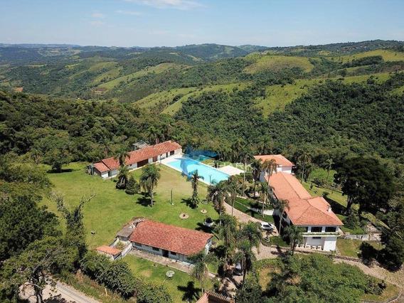 Sítio Com 6 Dormitórios À Venda, 260000 M² Por R$ 2.500.000 - Centro (são Roque) - São Roque/sp - Si0009