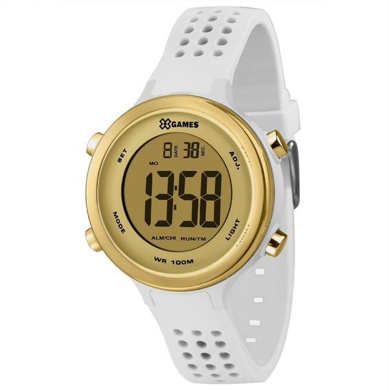 Relógio Feminino Xgames Digital Xfppd064 Cxbx