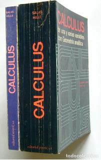 Calculus Salas Hille