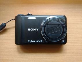Câmera Sony Cybershot Dsc Hx5v Com Gps + Cartão 8gb