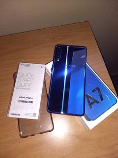 Samsung A7 2018 Para Cambiar Pantalla Pixelada