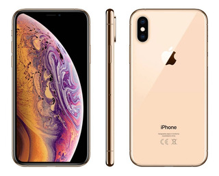 iPhone Xs 256gb Gold A2097 Mt9k2lz/a Sellado Libre D Fabrica