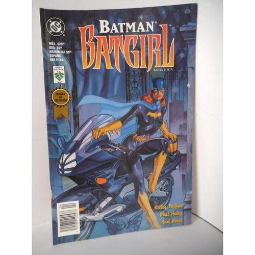 Batman Batgirl Batichica Editorial Vid