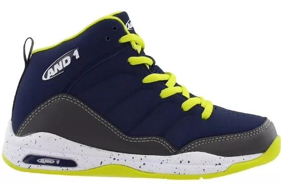 Zapatillas Basket And1 Breakout
