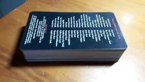 Tarô De Dante Com 78 Cartas (apenas As Cartas)*