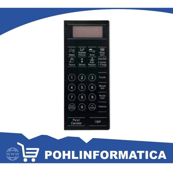 Membrana Microondas Bosch Hms 20k00ab Hms 20p00ap