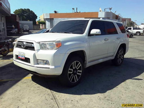 Toyota 4runner Blindada