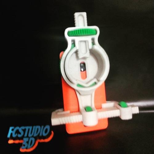 Adaptador Celular Para  Microscópio E Lupa