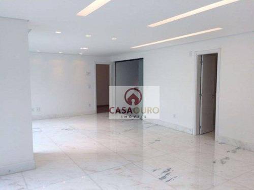 Apartamento Com 4 Dormitórios À Venda, 181 M² Por R$ 2.645.000,00 - Gutierrez - Belo Horizonte/mg - Ap0572