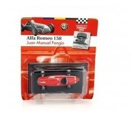 Juan Manuel Fangio Alfa Romeo 158 F-1 1950 1/43 Altaya