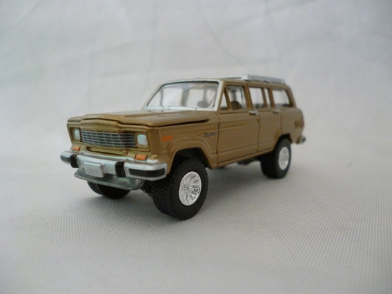 Johnny Lightning 1981 Jeep Wagoneer - J P Cars