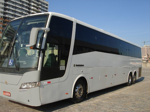 Busscar - Scania - 2008 - Cod.4839