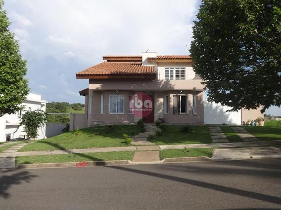 Casa Residencial À Venda, Condomínio Saint Charbel, Araçoiaba Da Serra. - Ca0108