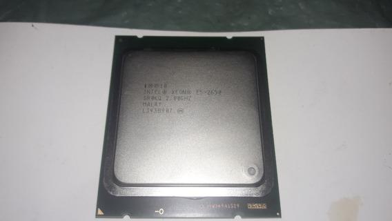 Processador Xeon E5-2650 V1 2.0ghz Lga2011 (2793)