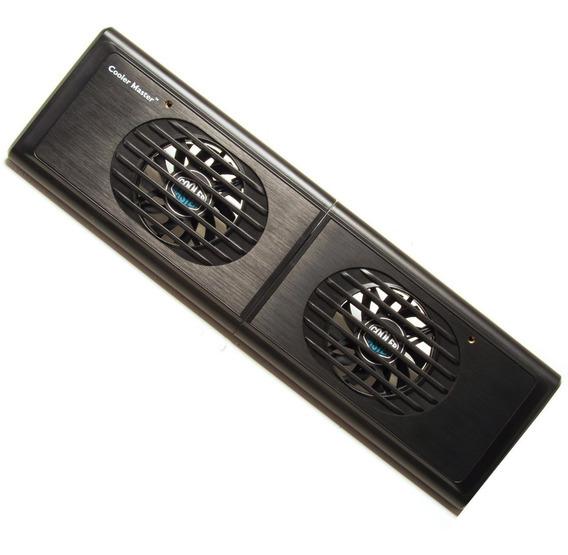 Base De Enfriamiento Laptop Cooler Master 2 Fan Notepal P2