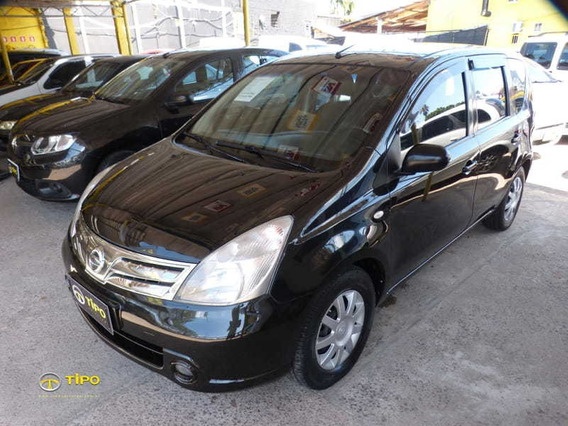 Nissan Livina 1.6 (gnv) 2013