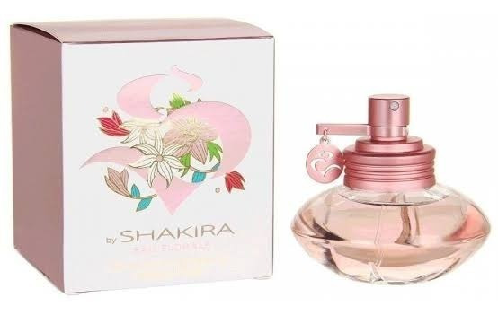 Perfume Shakira S Eau Florale 80 Ml Edt Envio Gratis Msi