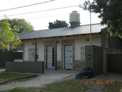 Casa En Las Toninas Por Semana Y Quincena