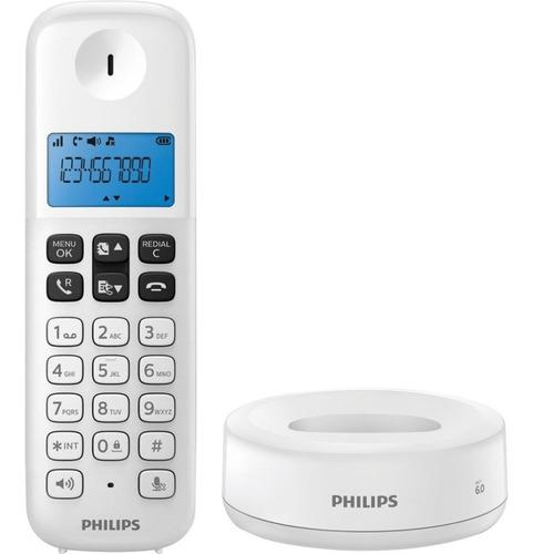Telefono Inalámbrico D1311/77 Blanco Philips