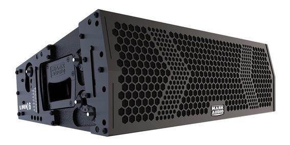 Caixa Line Mark Audio Amplificada Lmk 6