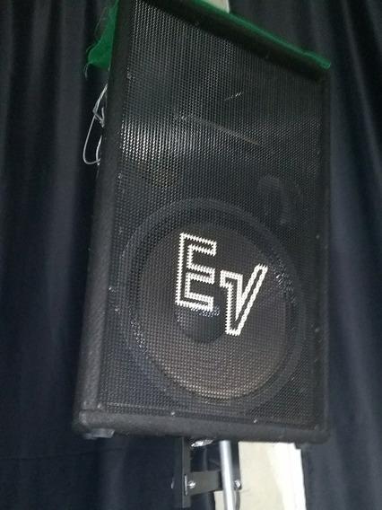 Par Caixa Ev 15 Pol 600w (300w Cd). Electro Voice/jbl/antera