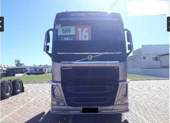 Volvo Fh 540 6x4 Ano 2016 - Ou Entrada + Assumir Divida