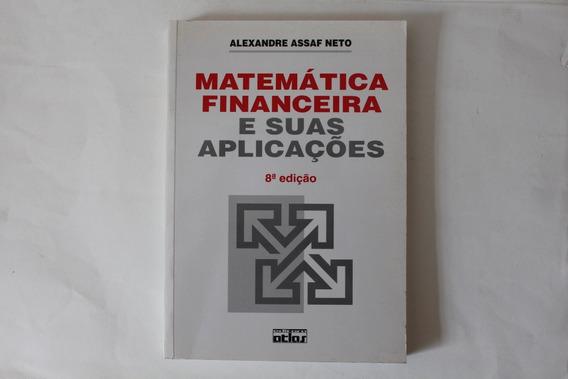 Matemática Financeira E Suas Aplicações Alexandre Assaf Neto