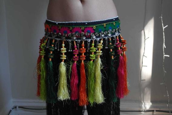 Faja Kuchi - Danza Árabe Tribal
