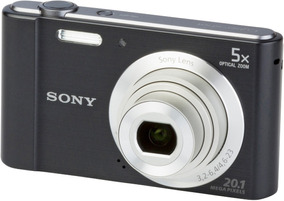 Maquina Digital Sony W800 Cyber Shot 20.1 Frete Grátis