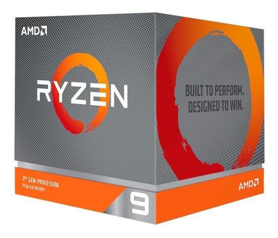 Processador Amd Ryzen 9 3900x 12 Cores 3.8ghz (4.6ghz Turbo)