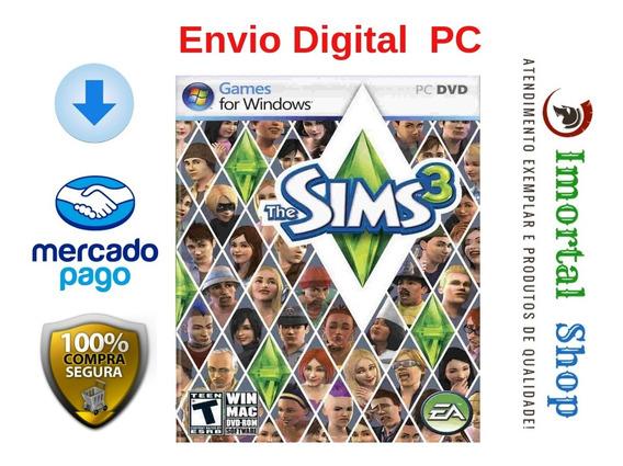 The Sims 3 Envio Imediato Pc