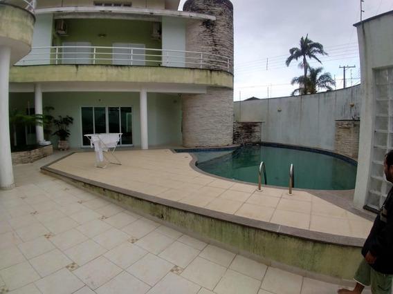 Sobrado Em Balneário Flórida, Praia Grande/sp De 300m² 5 Quartos À Venda Por R$ 1.500.000,00 - So288984