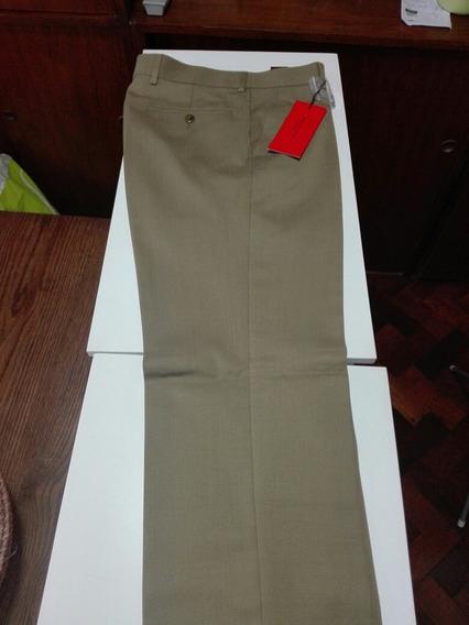 Pantalon De Vestir Chistian Lacroix Hombre T 38