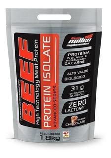 Whey Barato Beef Isolate Proteína Da Carne 1,8kg New Millen