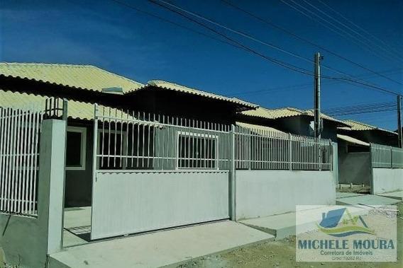 Casa 2 Dormitórios Para Venda Em São Pedro Da Aldeia, Praia Linda, 2 Dormitórios, 1 Suíte, 2 Banheiros, 1 Vaga - 298_2-655774