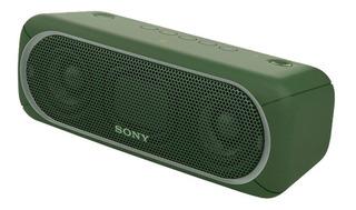 Parlante Sony Extra Bass XB30 portátil inalámbrico Verde