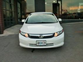 Honda Civic Ex Sedan Aut Modelo 2012
