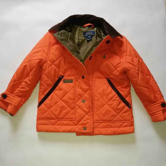 Chaqueta Para Niño Color Naranja