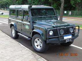 Land Rover Defender 110 Equipada Para Expedições