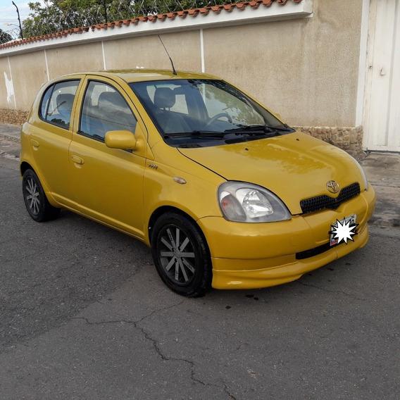 Toyota Yaris Sol, 5 Puertas, Motor 1.3, Automatico