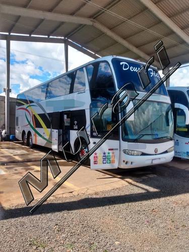 Imagem 1 de 6 de Marcopolo Dd 1800 Scania K-380 Ano 2007 Rd Alúminio Ref 705