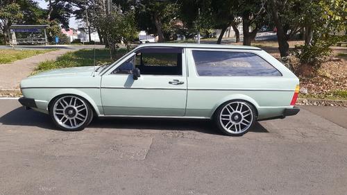 Imagem 1 de 15 de Volkswagen Parati 1983 1.6 Motor Ap Gasolina 3p