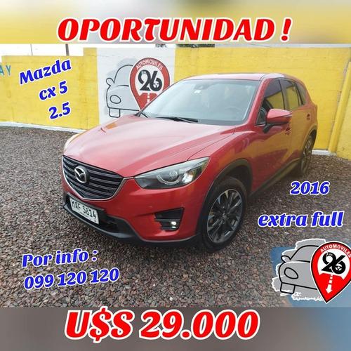 Mazda Cx-5 2.5 4wd