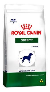 Ração Royal Canin Veterinary Obesity Cães Adultos 10kg