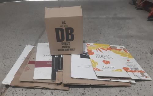 Caja De Carton Para Embalaje  30 X 27 X 17 X 10 Unidades