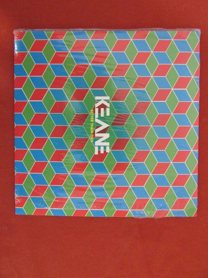 Vinilo Simple Keane Better Than This Edicion Uk Joya!!!