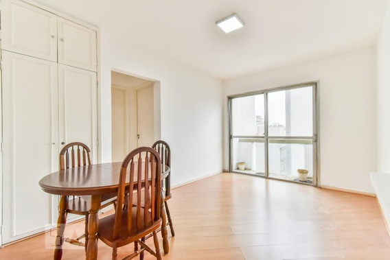 Apartamento No 8º Andar Mobiliado Com 2 Dormitórios E 1 Garagem - Id: 892986108 - 286108